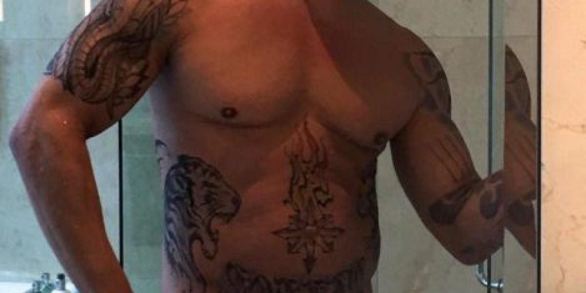 Vin Diesel seduce en Instagram con foto semidesnudo