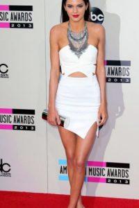 """Kendall Jenner es por lejos la más """"esbelta"""" de sus hermanas. Foto:vía Getty Images"""