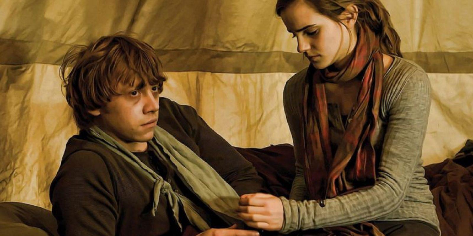 Ella dudo de que él la hiciera feliz. Foto:vía Warner Brothers