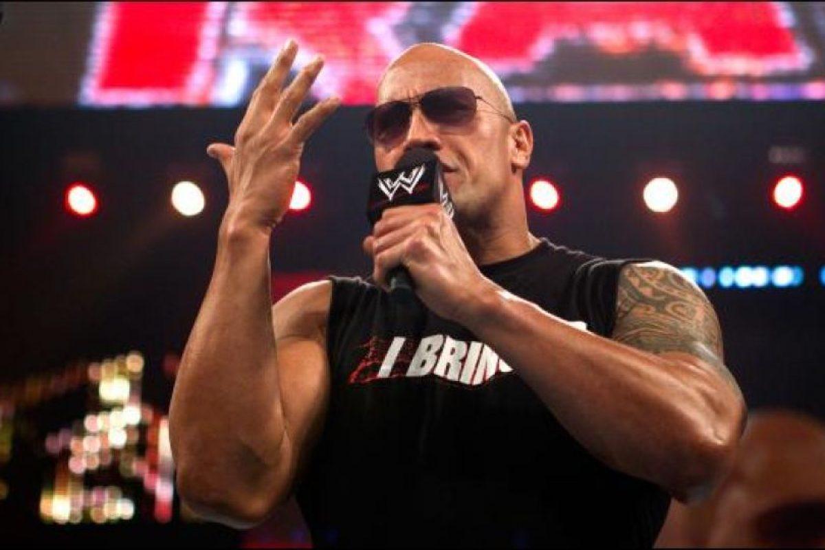 2. La Roca Foto:WWE