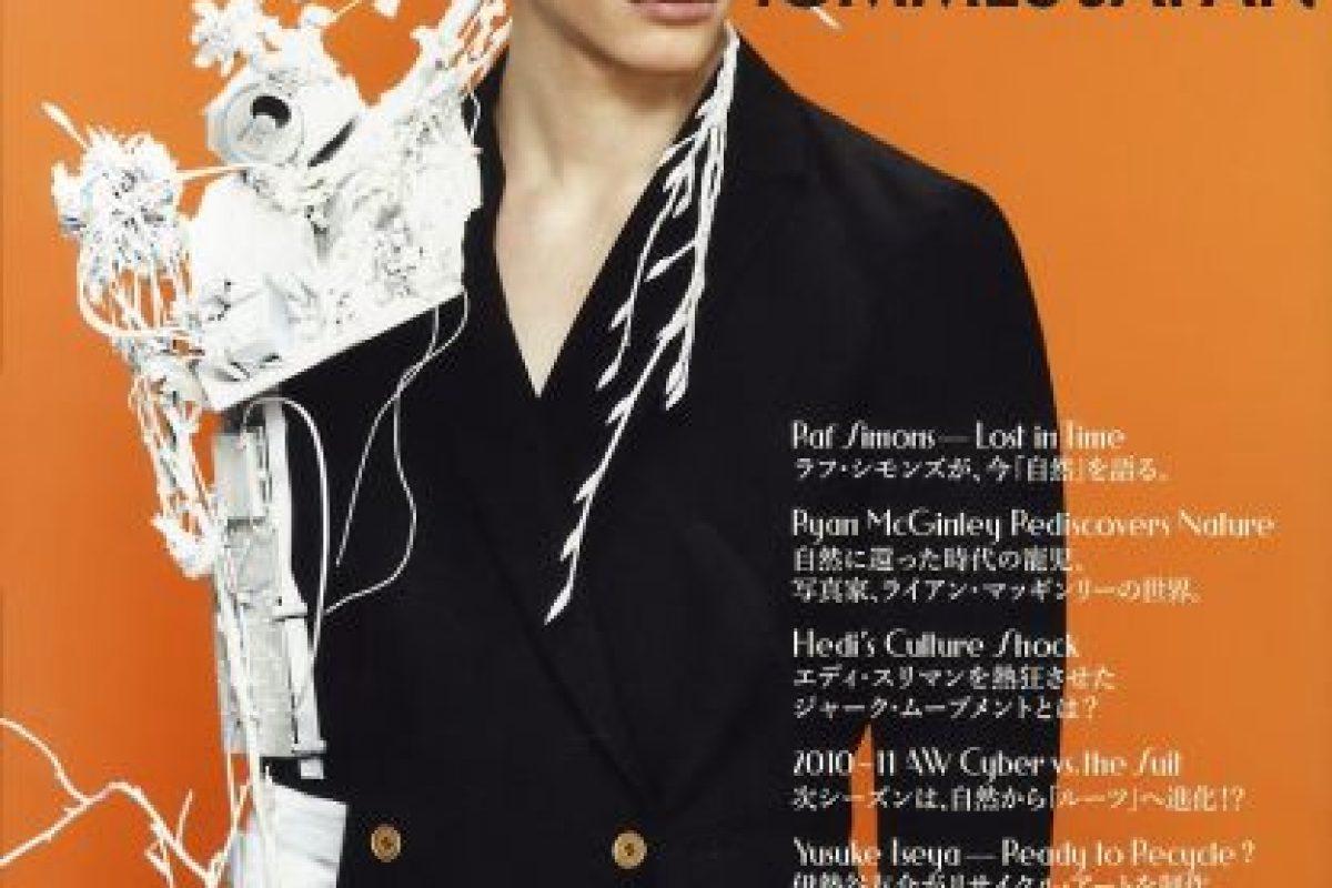 Se llama Julius Gerhardt. Foto:vía Vogue Japón