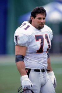 Tuvo una brillante carrera en el fútbol americano colegial. Foto:Getty Images