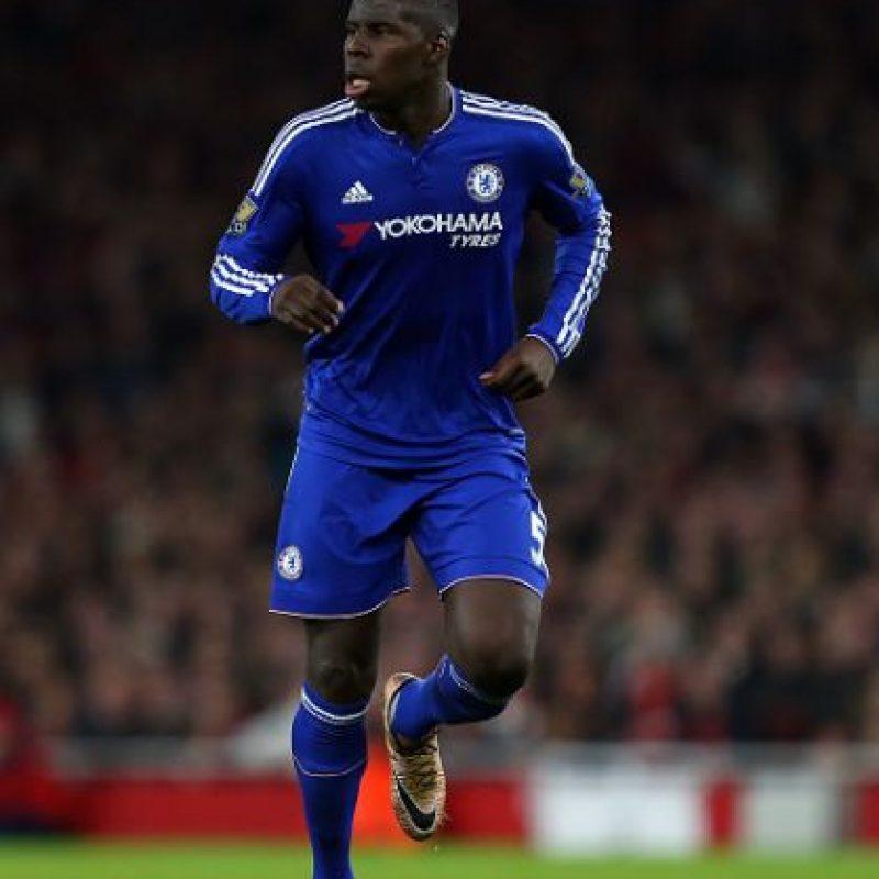 Zouma tiene 21 años y es de las grandes promesas del Chelsea. Foto:Getty Images