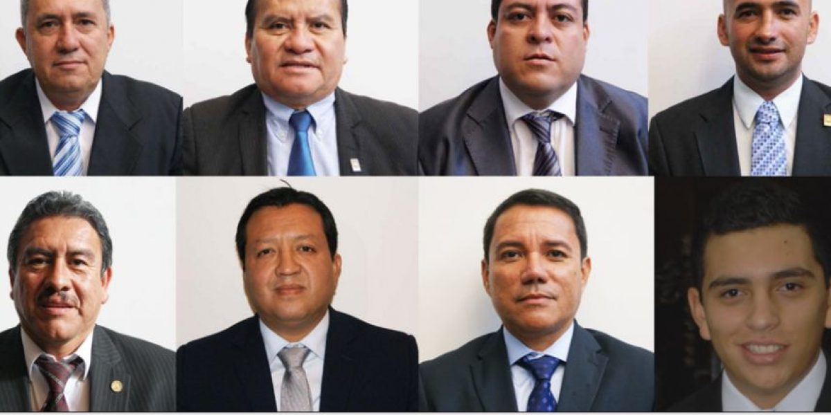 FCN-Nación cree en la dignidad de los diputados tránsfugas