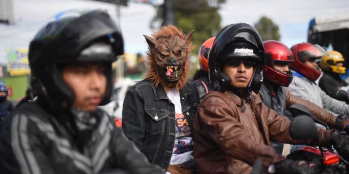 Muere motociclista en Caravana del Zorro 2016 en Guatemala