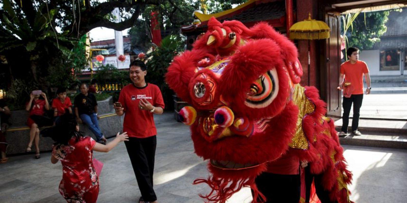 5. El dragón Foto:Getty Images