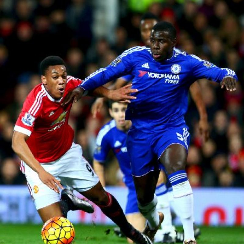 En tanto, Chelsea y Manchester United empataron 1-1. Foto:Getty Images