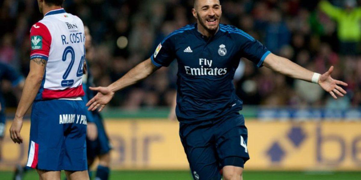 Resultado del partido Granada vs. Real Madrid por la Liga Española 2016