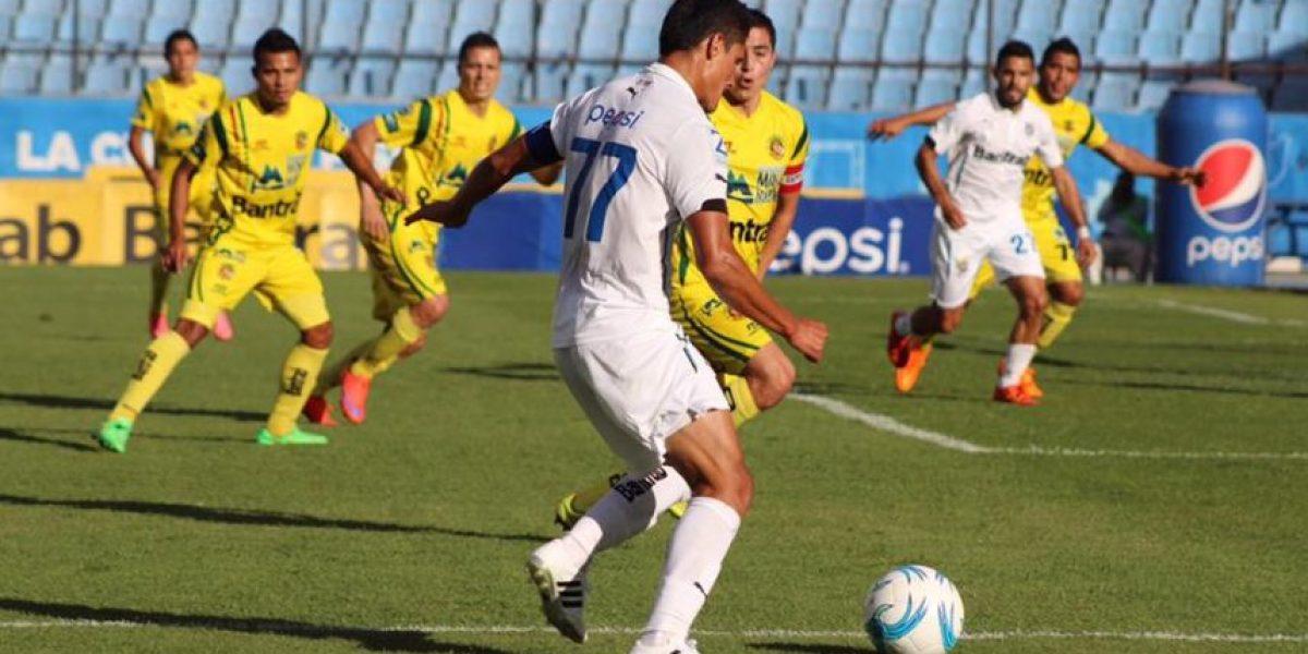 Resultados de la fecha 5 del Torneo Clausura 2016