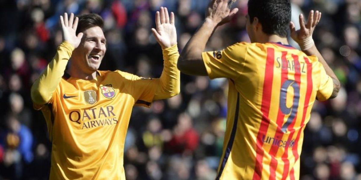 Resultado del partido Levante vs Barcelona, Liga Española 2016