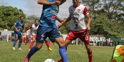 Resultado del partido Mictlán vs. Municipal, Torneo Clausura 2016