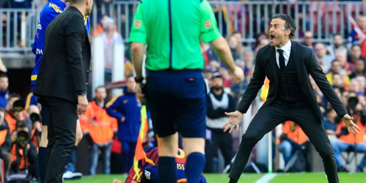 Luis Enrique supera récord de Pep Guardiola