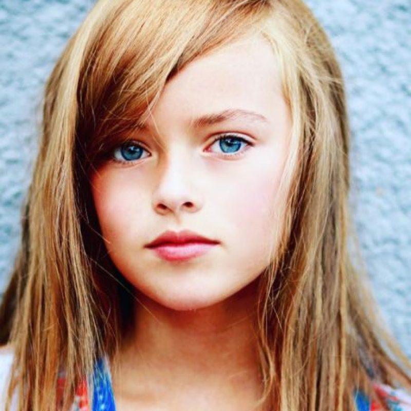 Su madre también es modelo. Foto:vía Facebook/Kristina Pimenova