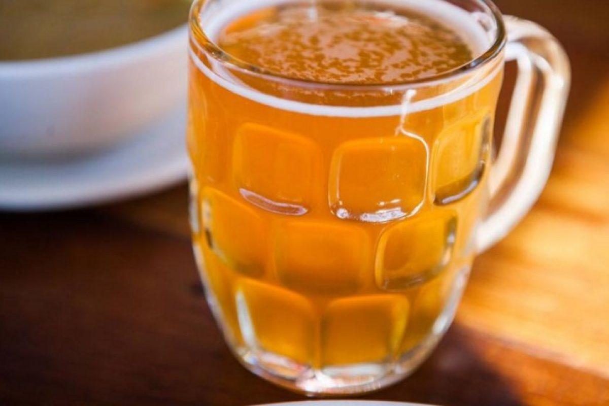 5. Cerveza Foto:Vía instagram.com/explore/tags/bee
