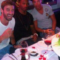 """Él y Cristiano son amigos desde los 14 años y fue a él a quien el astro le aseguró: """"Jugaré algún dia en el Real Madrid"""". Foto:Vía twitter.com/jvsemedo"""