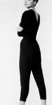 Pasó también con Audrey Hepburn. Foto:vía Getty Images