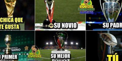 Las comparaciones entre el fútbol y el fútbol americano estuvieron presentes. Foto:Vía twitter.com