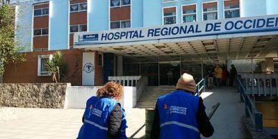 Hospital carece de las pruebas rápidas para detectar el VIH