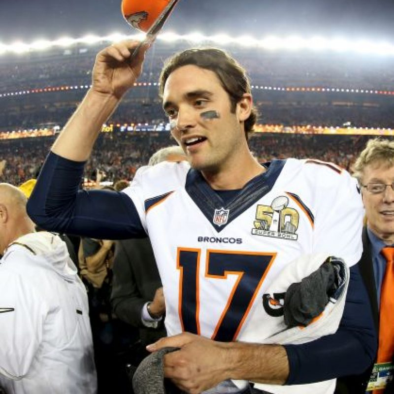 Brock Osweiler Foto: Getty Images