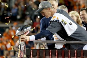 Peyton Manning tiene 39 años Foto:Getty Images