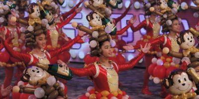 La festividad del Año Nuevo se conoce también como Fiesta de la Primavera. Foto:AP