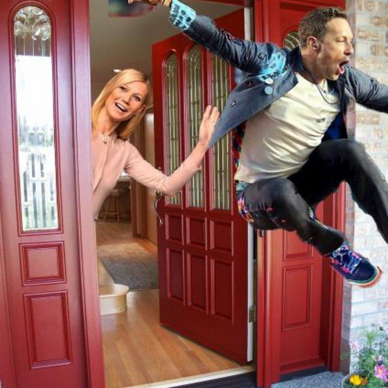 Se ríen de su separación Gwyneth Paltrow Foto:Imgur / Reddit