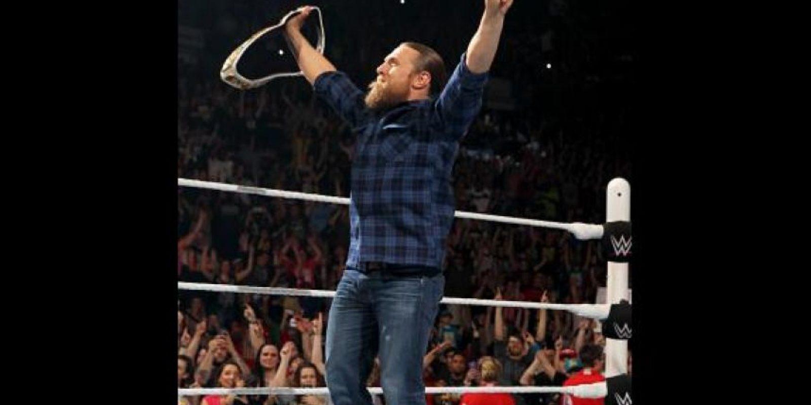 """Es conocido como la """"Barba"""" o """"El hombre del yes"""" Foto:WWE"""