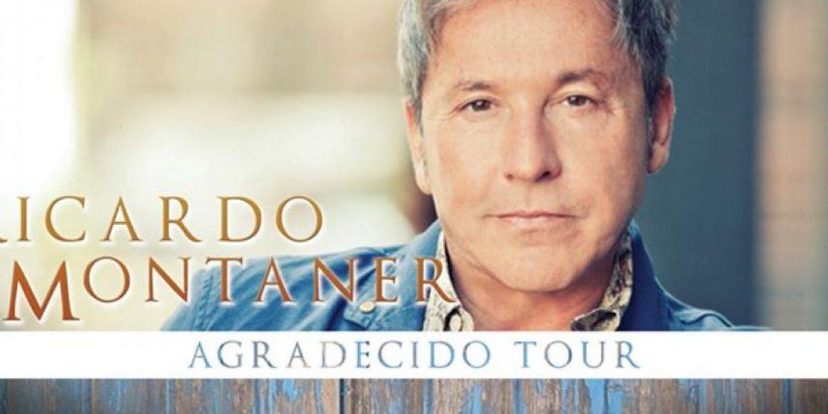 PROMO: Boletos dobles para el concierto Ricardo Montaner - Agradecido Tour 2016