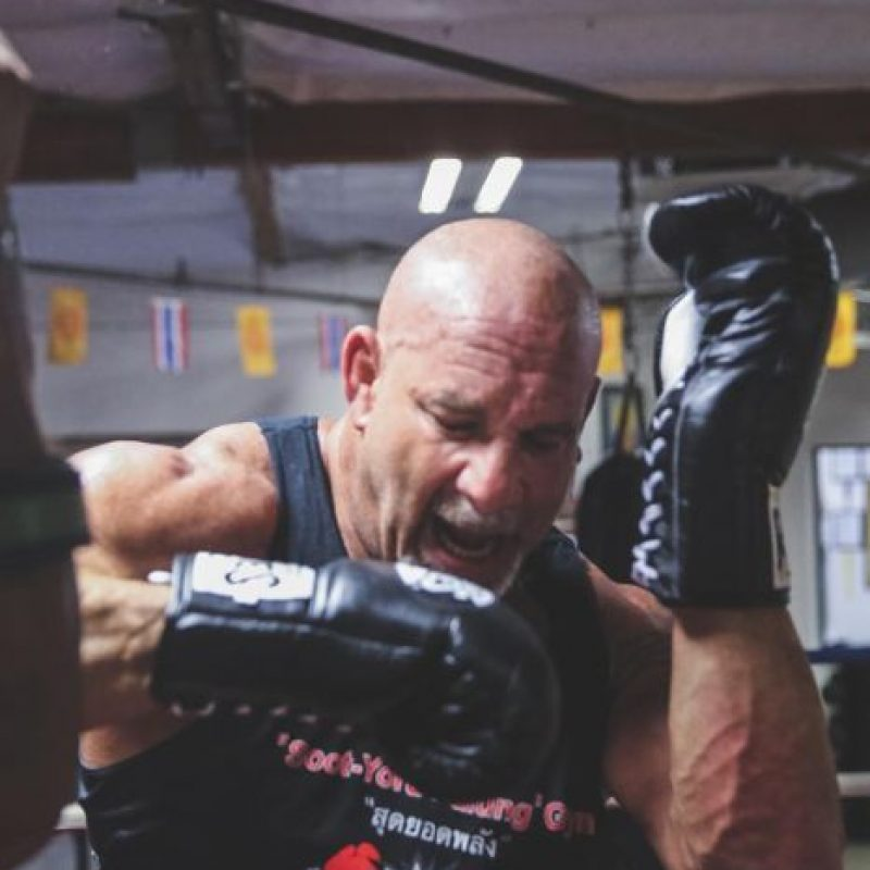 """Destacan sus apariciones en """"Soldado universal: El retorno"""" y """"Golpe bajo"""". Foto:WWE"""