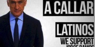 """""""#NoNosCallarán ni en México ni en Estados Unidos. No nos vamos a sentar, no nos vamos a ir, no nos vamos a callar"""", publicó en redes sociales"""