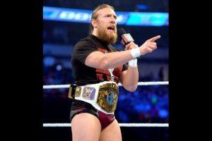 Daniel Bryan dirá adiós a la lucha libre esta noche Foto:WWE