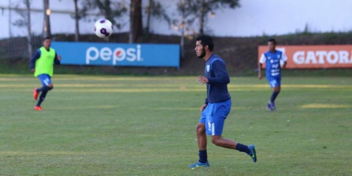 Alineación de Guatemala para amistoso ante Honduras, 10 de febrero 2016