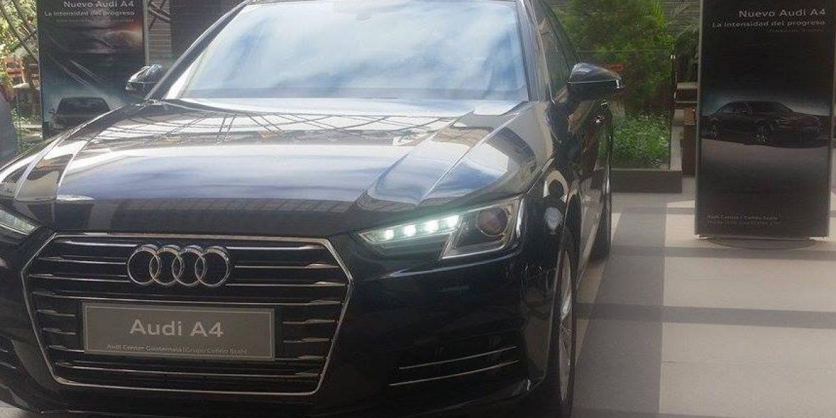 Nuevo Audi A4, tecnología que seduce