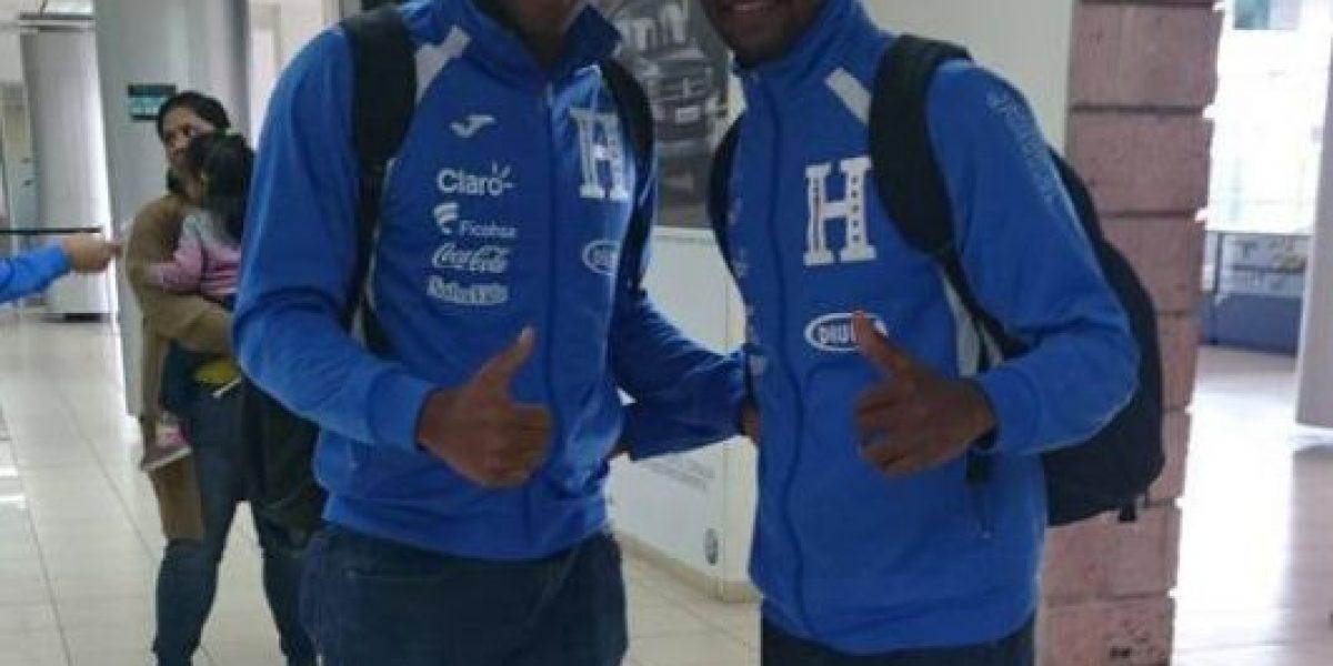 Selección de Honduras arriba a territorio guatemalteco