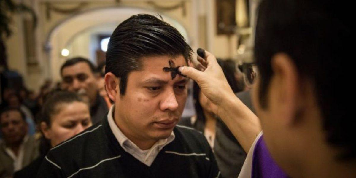 Horarios de misa del Miércoles de Ceniza 2016