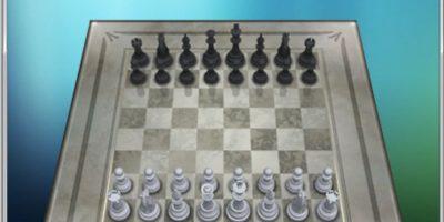 5- Chess Titans. Foto:Vía Tumblr.com