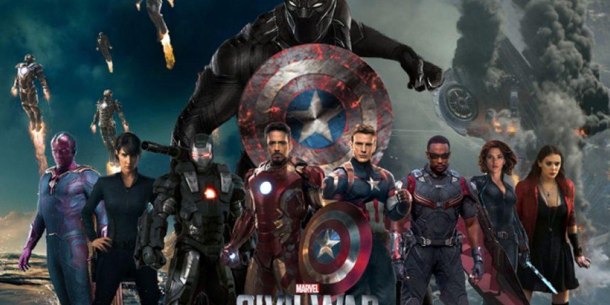 """Lanzan emojis para Twitter de la película """"Captain America: Civil War"""""""