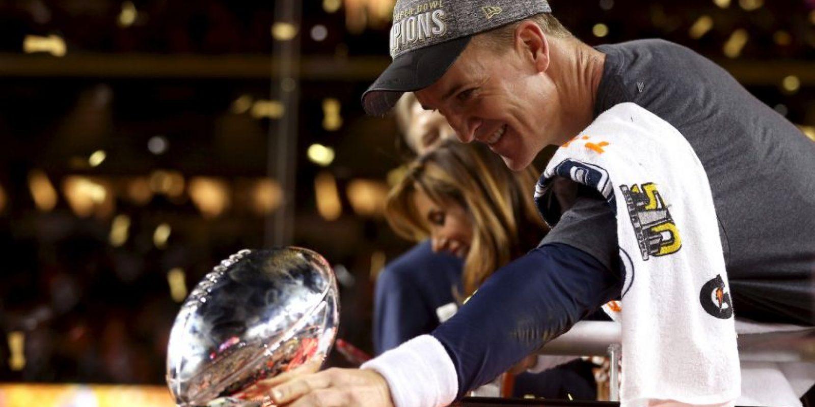 Había ganado el Super Bowl XLI con Indianapolis Colts Foto:Getty Images