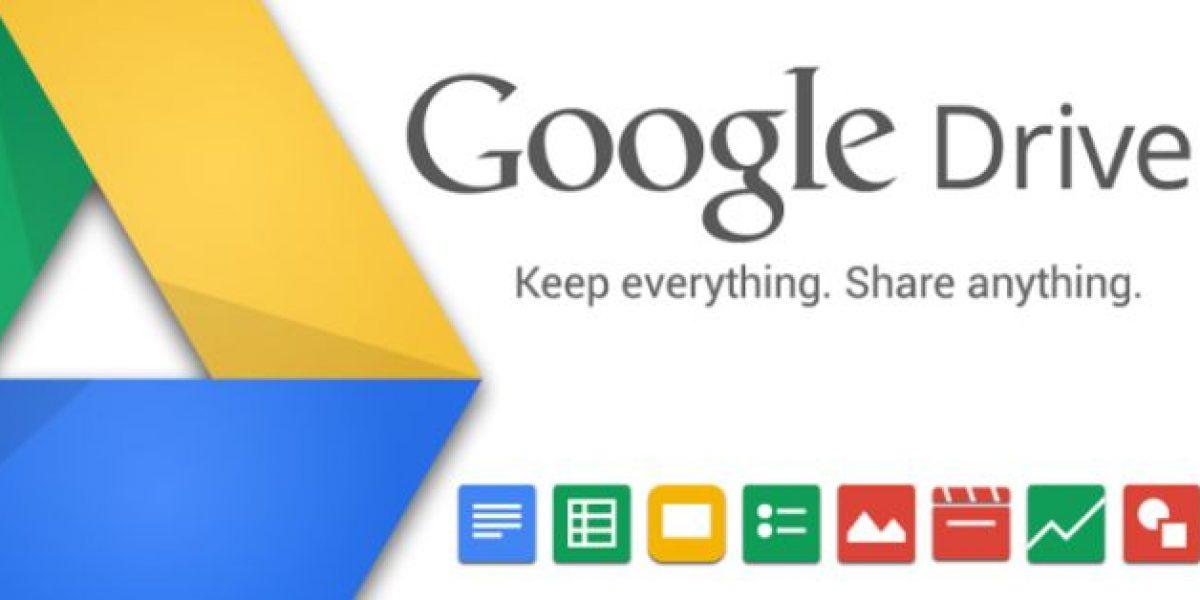 Google Drive regala espacio gratis por el Día de la Internet Segura 2016