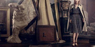 Ya tiene dos Oscar en su palmarés. Foto:vía Vogue