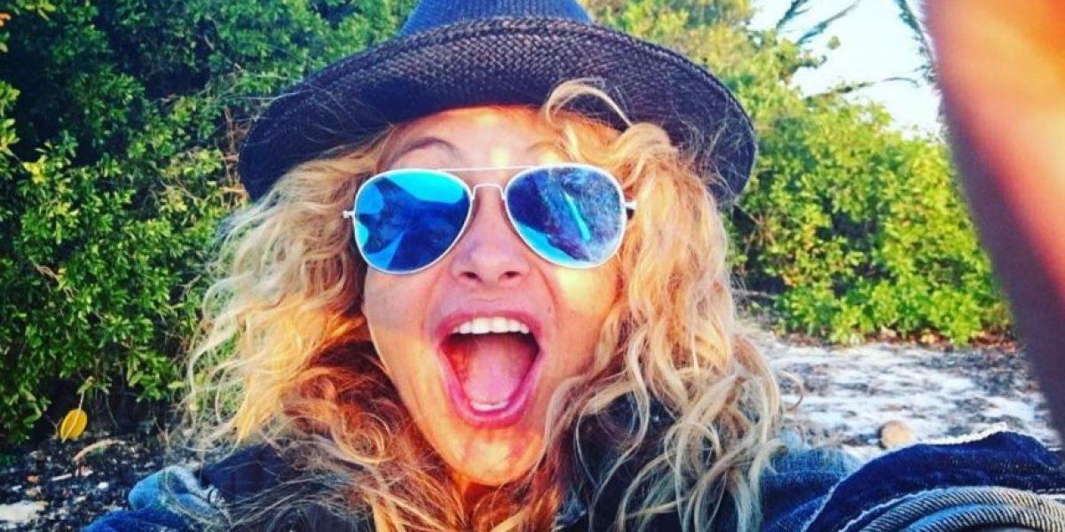 Paulina Rubio presume su embarazo en Instagram