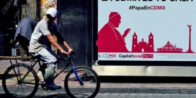 En las que se incluirá una misa y un recorrido en papamóvil. Foto:AFP