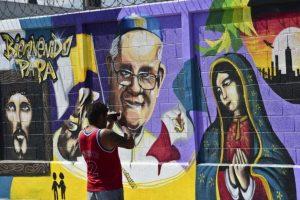 El lunes 15 de febrero se trasladará al estado de Chiapas Foto:AFP