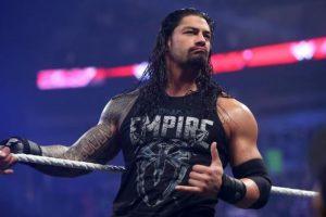 Superdotados como Roman Reigns Foto:WWE