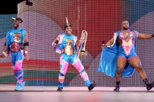 O divertidos como The New Day Foto: WWE