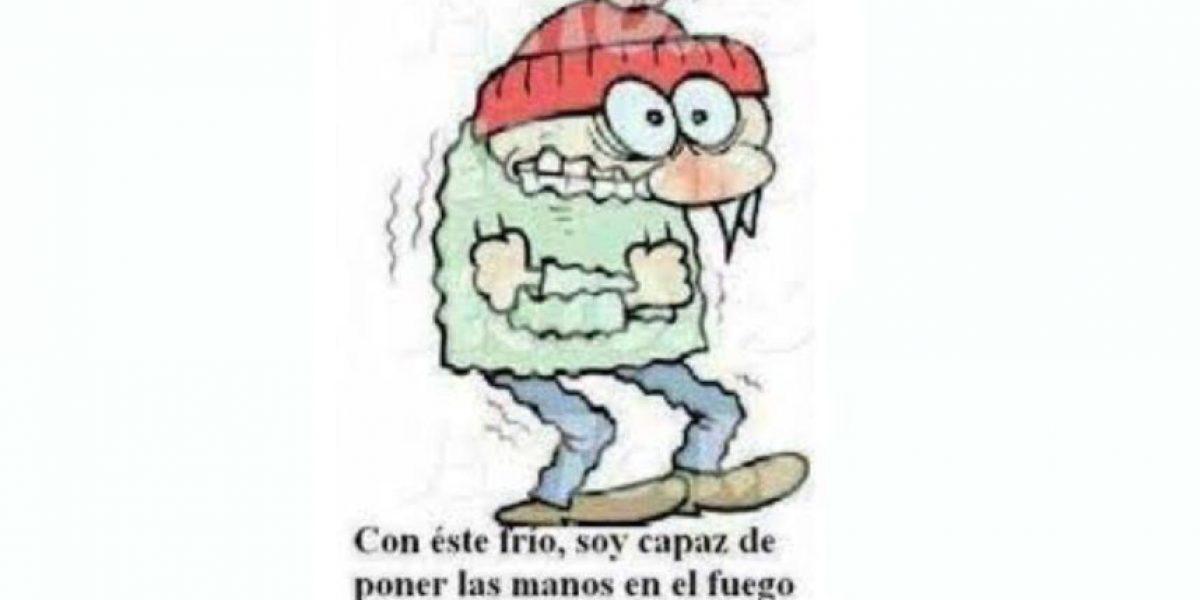 MEMES. Así se burlan los guatemaltecos del frío
