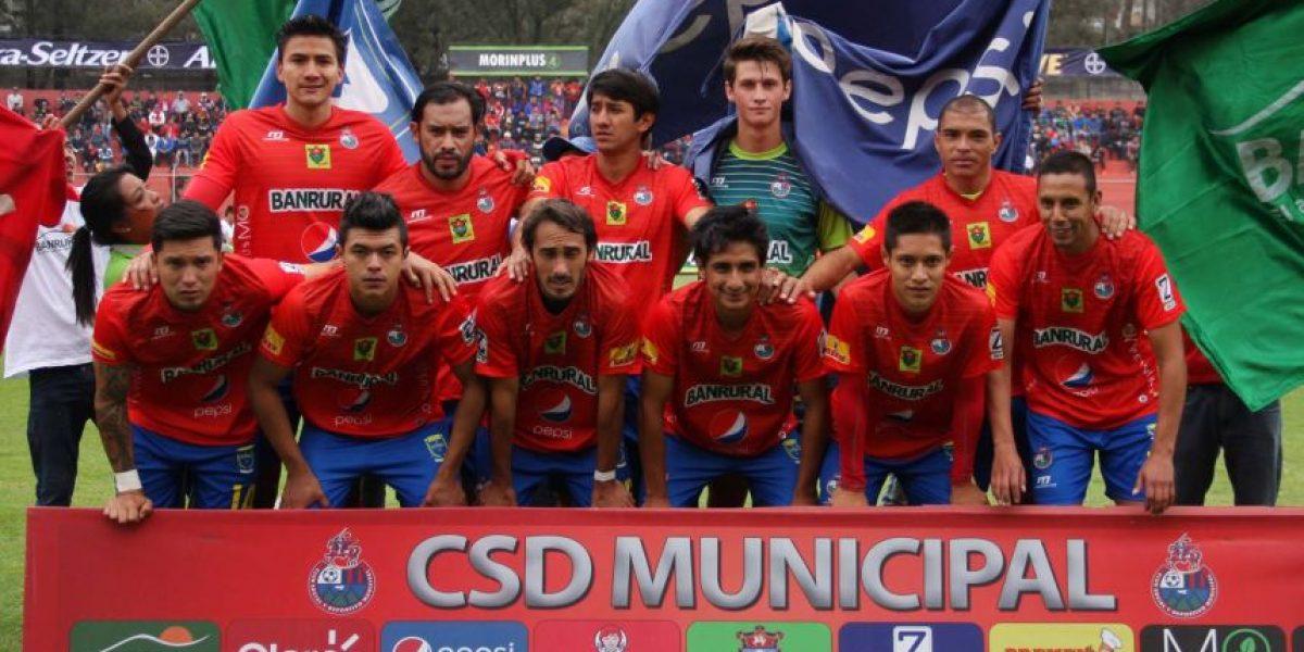 Resultado del partido Municipal vs. Cobán Imperial, fecha 6 del Torneo Clausura 2016