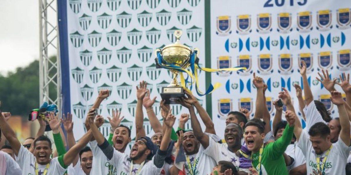 Previa del partido Antigua GFC vs. Marquense, Torneo Clausura 2016