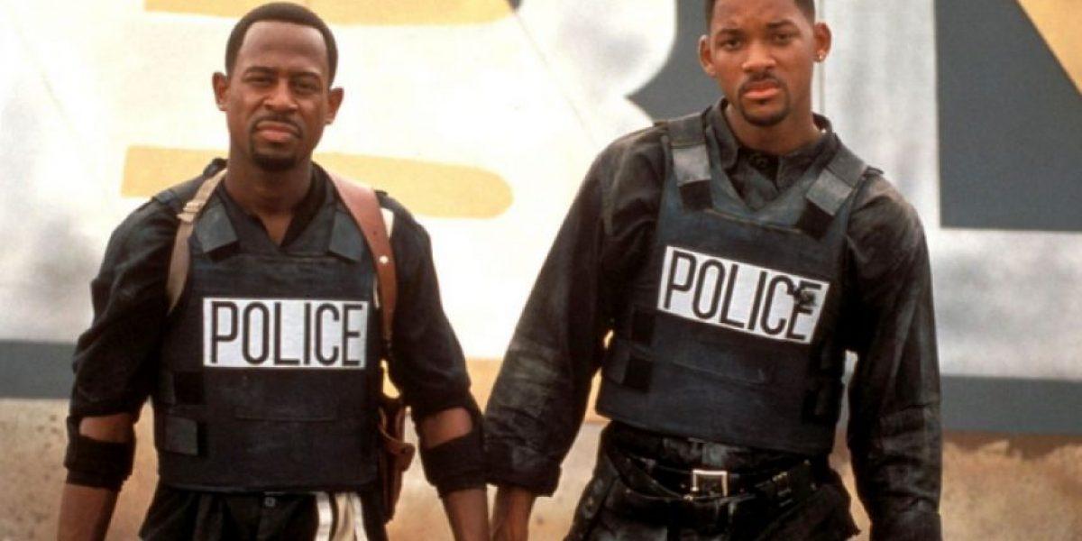 """Will Smith confirma que filmarán la película """"Bad Boys 3"""""""