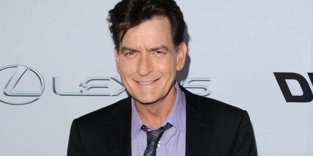 Charlie Sheen asegura que ya se curó de VIH